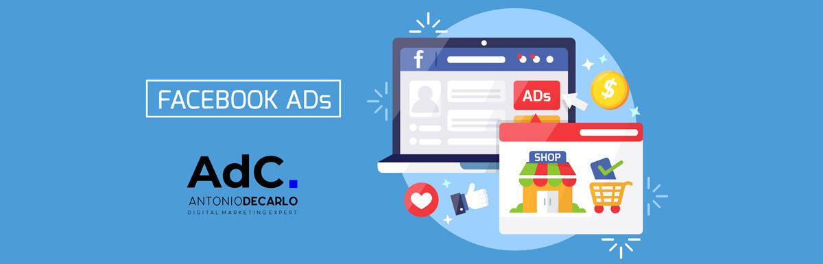 Pubblicità su facebook Ads Guida