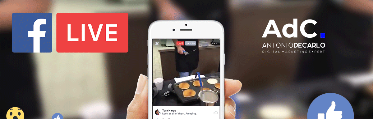facebook live dirette cos'è e come funziona