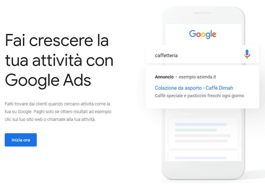 google ads come funziona