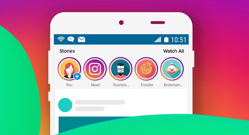 come condividere stories su Instagram
