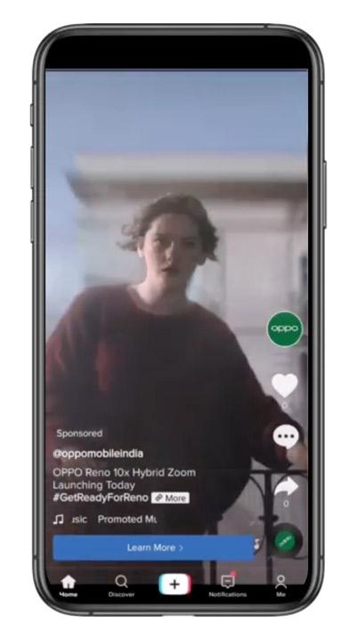 tiktok ads pubblicità tiktok ads formato topview
